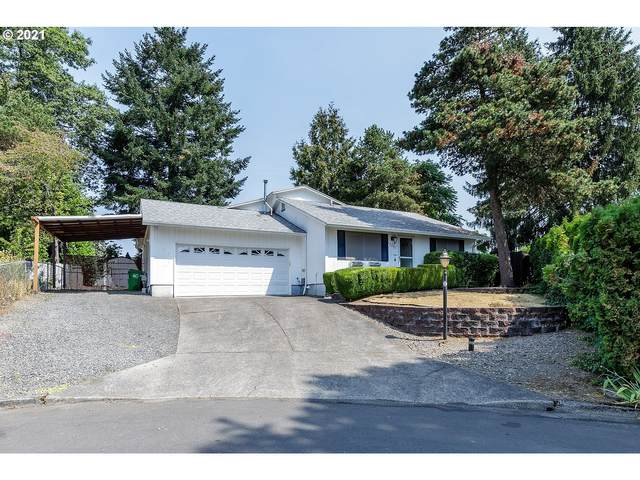 12206 SE 67TH Ct, Milwaukie, OR 97222 (MLS #21642316) :: Keller Williams Portland Central