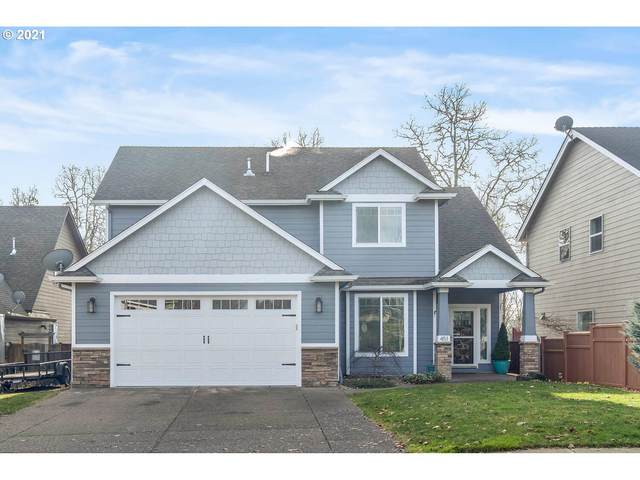 451 Fairhaven Ln, Dallas, OR 97338 (MLS #21642411) :: Coho Realty