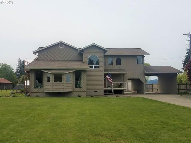 344 E State Route, Cathlamet, WA 98612 (MLS #21642652) :: Stellar Realty Northwest