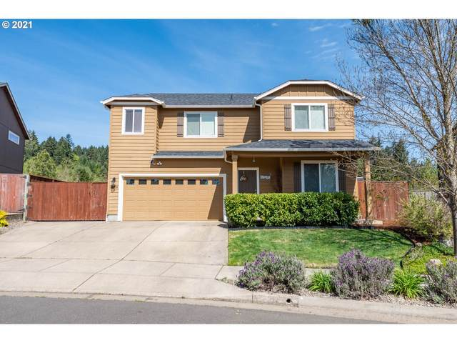 24819 Hawk View Dr, Veneta, OR 97487 (MLS #21642748) :: Townsend Jarvis Group Real Estate