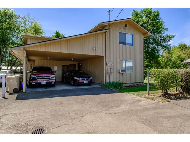 582 NW To 584 Nw Oak Ave, Corvallis, OR 97330 (MLS #21642961) :: The Pacific Group