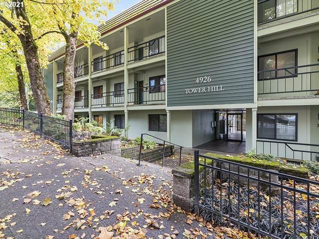 4926 S Corbett Ave #306, Portland, OR 97239 (MLS #21643400) :: Song Real Estate