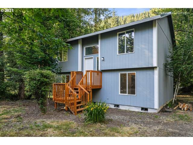 65683 E Timberline Dr, Rhododendron, OR 97049 (MLS #21643507) :: Gustavo Group