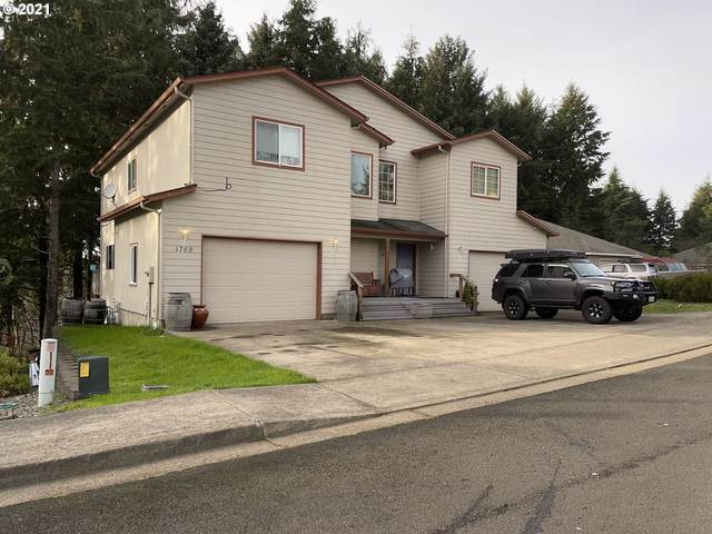 -1 SE Mast Ave, Lincoln City, OR 97367 (MLS #21643636) :: Duncan Real Estate Group