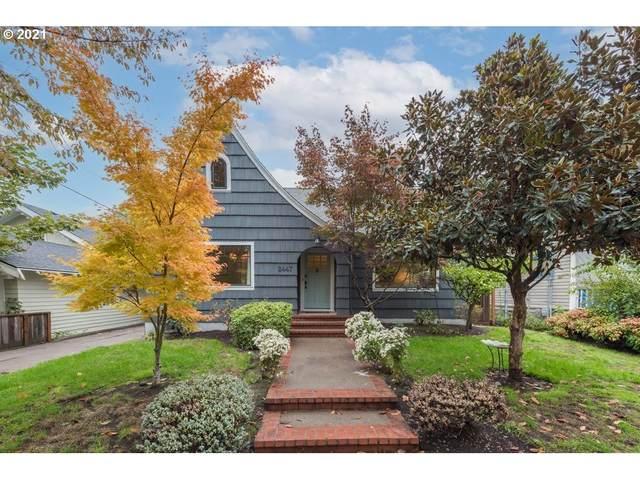 2447 NE Dunckley St, Portland, OR 97212 (MLS #21643728) :: The Haas Real Estate Team