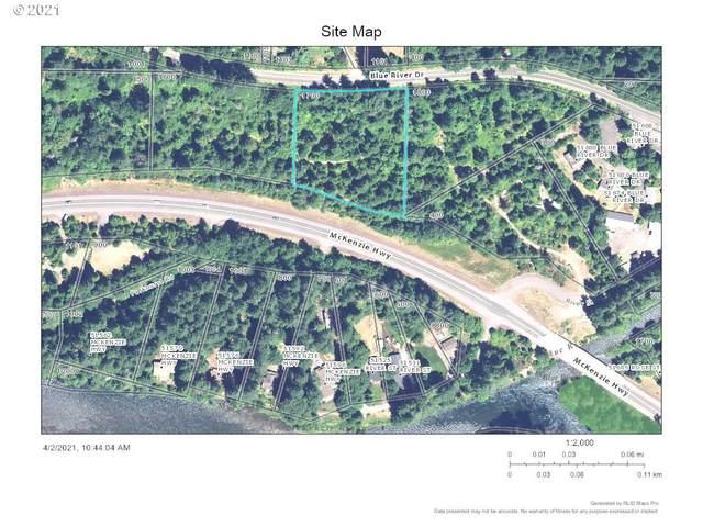 Mckenzie Hwy #01700, Blue River, OR 97413 (MLS #21644019) :: The Haas Real Estate Team