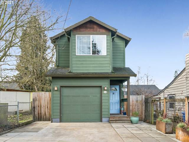 9524 N Kalmar St, Portland, OR 97203 (MLS #21644172) :: Next Home Realty Connection