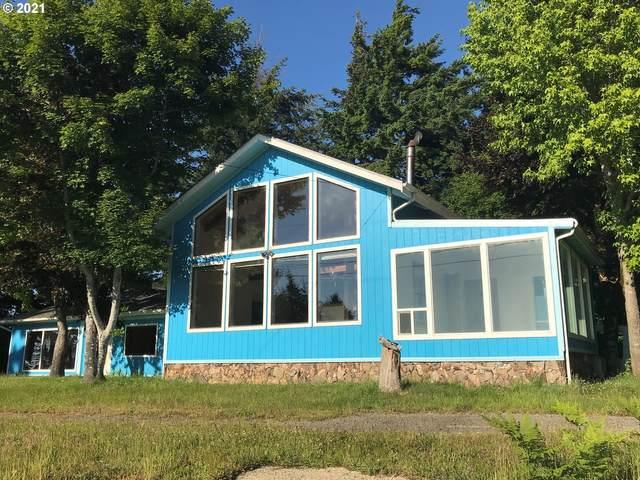 43425 Elk Hill Rd, Port Orford, OR 97465 (MLS #21644442) :: Song Real Estate