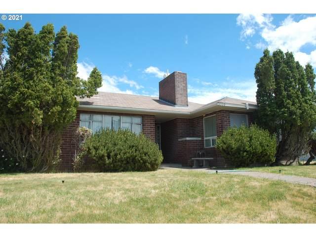 320 S Ward St, Condon, OR 97823 (MLS #21644520) :: McKillion Real Estate Group