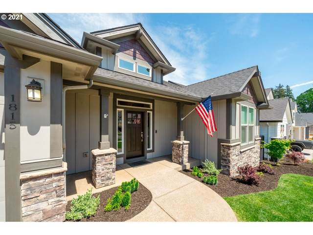 1815 Juniper Butte Ave SE, Salem, OR 97306 (MLS #21644536) :: Tim Shannon Realty, Inc.