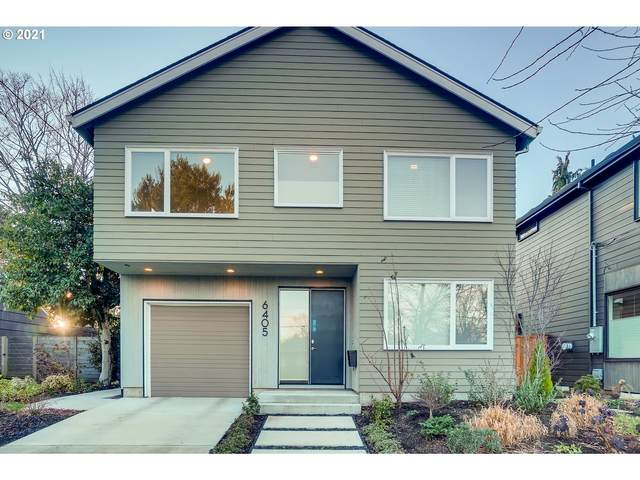 6405 NE 35TH Pl, Portland, OR 97211 (MLS #21644572) :: Gustavo Group