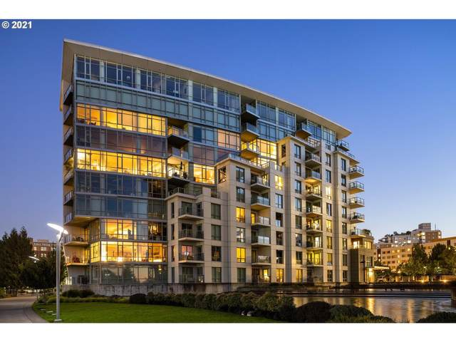 1260 NW Naito Pkwy #602, Portland, OR 97209 (MLS #21644701) :: Gustavo Group