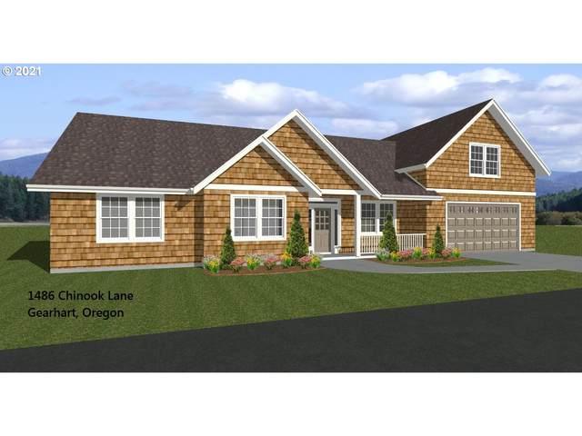 1486 Chinook Ln, Gearhart, OR 97138 (MLS #21644935) :: Lux Properties
