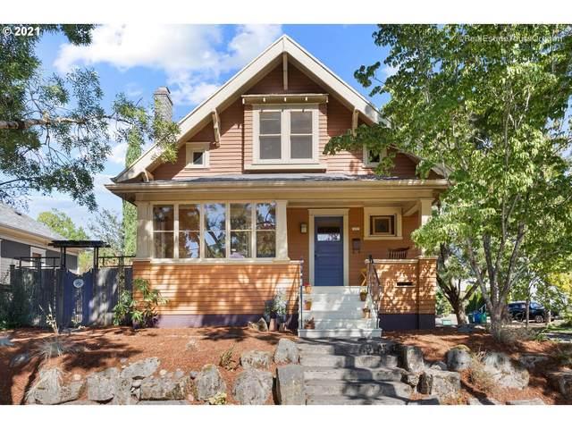 1035 NE Going St, Portland, OR 97211 (MLS #21645464) :: Coho Realty