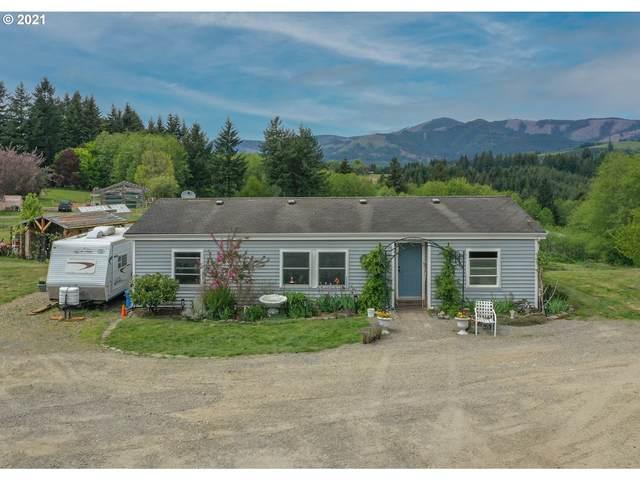 41413 NE 114TH Ct, La Center, WA 98629 (MLS #21645638) :: Fox Real Estate Group