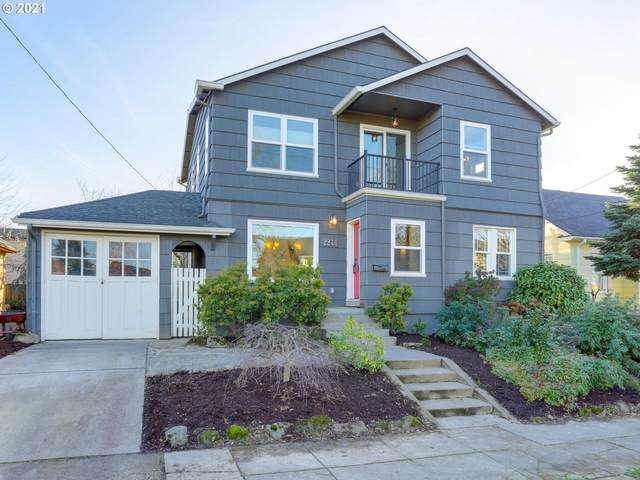 2244 SE Caruthers St, Portland, OR 97214 (MLS #21645729) :: Lux Properties