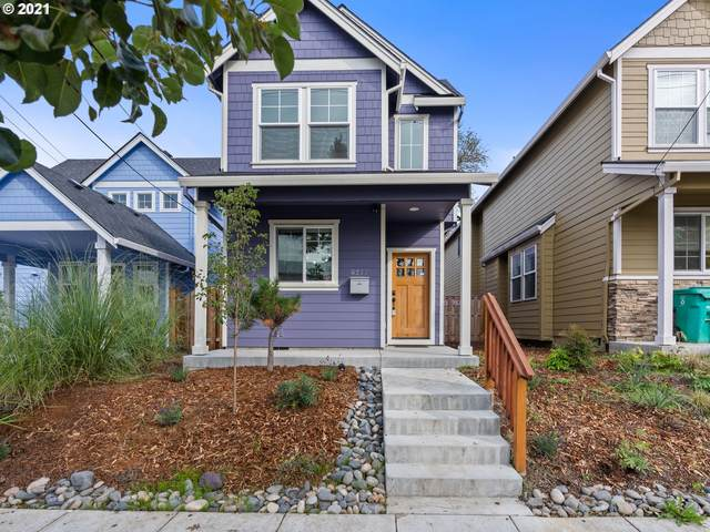 6277 N Fessenden St, Portland, OR 97203 (MLS #21645786) :: Real Estate by Wesley