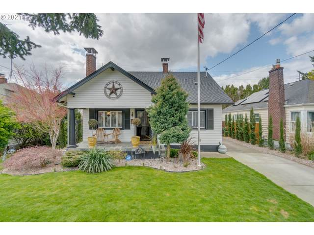 4929 NE 35TH Ave, Portland, OR 97211 (MLS #21645813) :: Brantley Christianson Real Estate