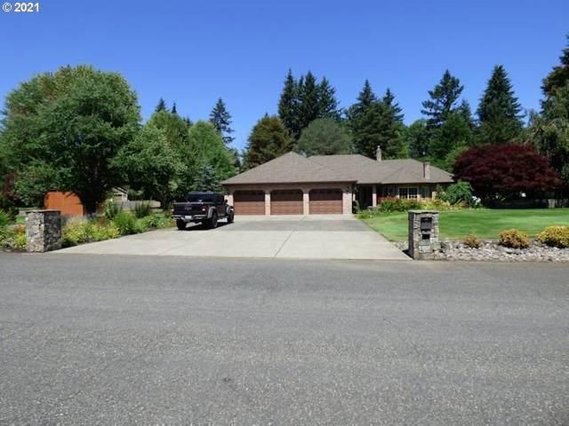 8506 NE 272ND St, Battle Ground, WA 98604 (MLS #21645852) :: Reuben Bray Homes