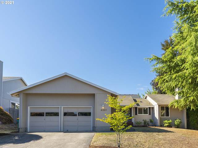 8381 SW Lori Way, Beaverton, OR 97007 (MLS #21645853) :: Cano Real Estate