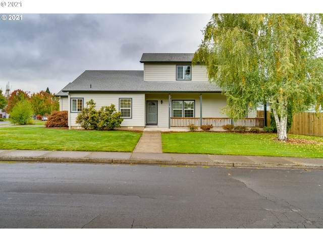 1403 SW Shirley Ann Dr, Mcminnville, OR 97128 (MLS #21646081) :: Song Real Estate