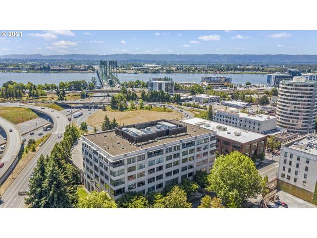 500 Broadway St #510, Vancouver, WA 98660 (MLS #21646467) :: Next Home Realty Connection