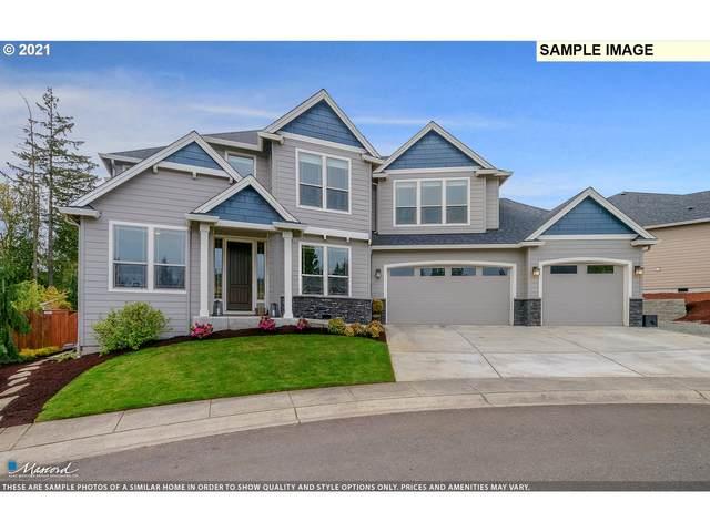 1813 NW Tanner Ct, Camas, WA 98607 (MLS #21646534) :: Holdhusen Real Estate Group