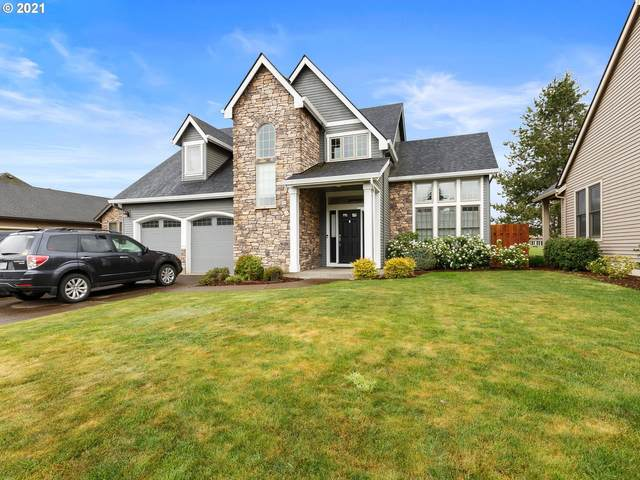 1741 Meridian Dr, Woodburn, OR 97071 (MLS #21646603) :: Next Home Realty Connection
