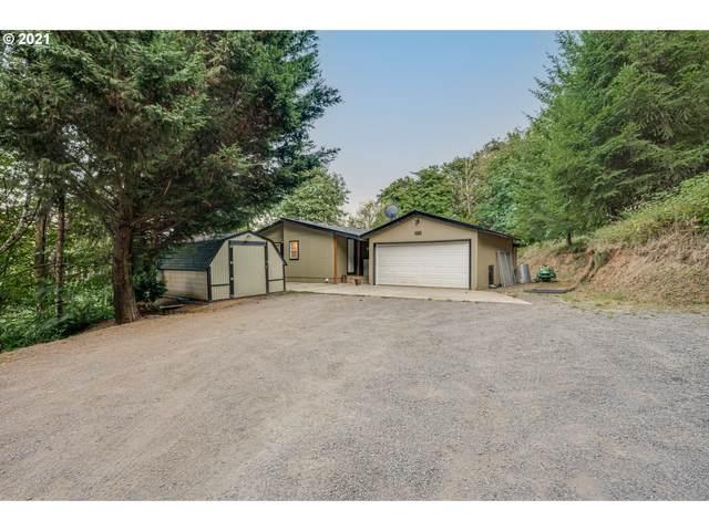 40405 NW Maple Ridge Rd, Woodland, WA 98674 (MLS #21646625) :: Change Realty