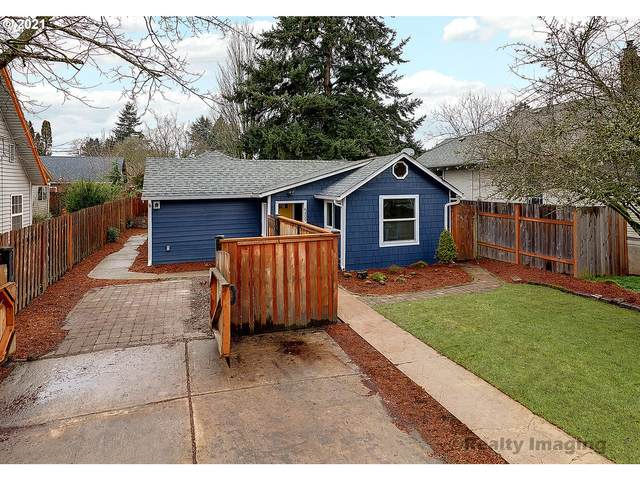 6409 SE 71ST Ave, Portland, OR 97206 (MLS #21646783) :: Real Tour Property Group