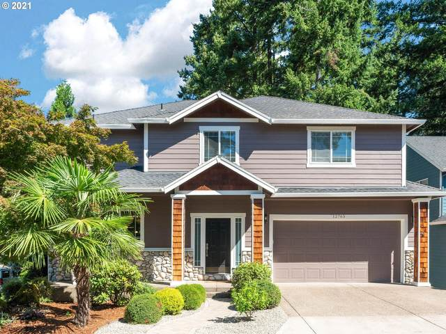 12763 SW Rocky Mountain Ct, Tigard, OR 97224 (MLS #21646863) :: Coho Realty