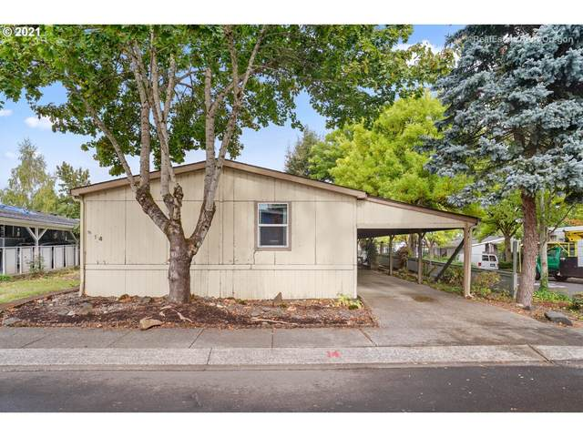 3300 Main St #14, Forest Grove, OR 97116 (MLS #21646913) :: Song Real Estate