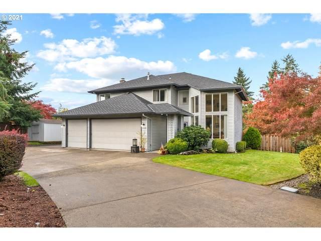 16980 SW Ferrelo Pl, Beaverton, OR 97007 (MLS #21647062) :: Brantley Christianson Real Estate