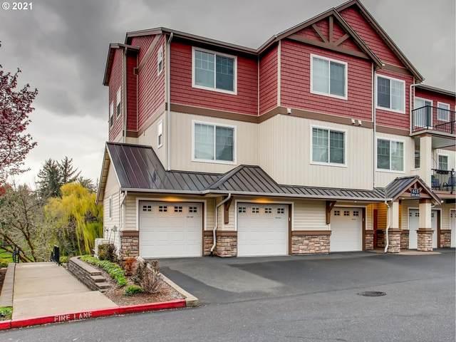 615 NW Lost Springs Ter #302, Portland, OR 97229 (MLS #21647129) :: TK Real Estate Group