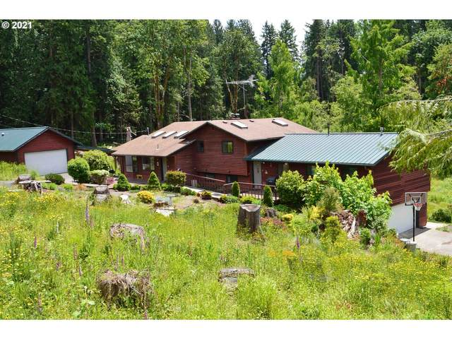 35008 SE Gunderson Rd, Sandy, OR 97055 (MLS #21647168) :: The Pacific Group