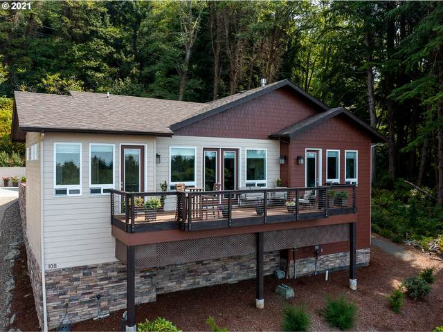 108 Sea Crest Ct, Otter Rock, OR 97369 (MLS #21647170) :: Coho Realty