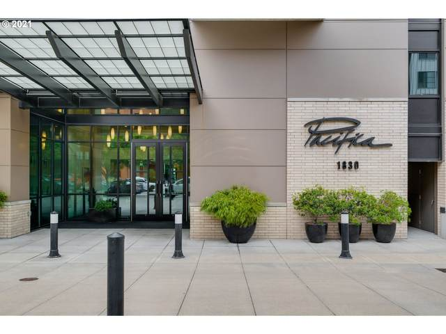 1830 NW Riverscape St #706, Portland, OR 97209 (MLS #21647212) :: Beach Loop Realty