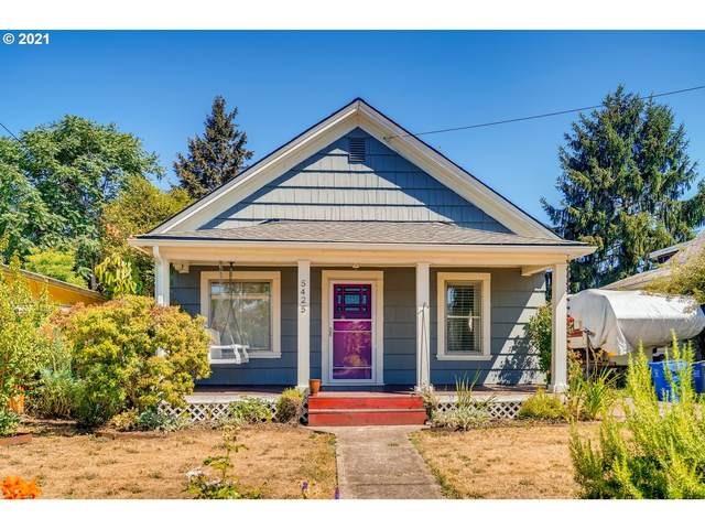 5425 SE Boise St, Portland, OR 97206 (MLS #21647630) :: Holdhusen Real Estate Group