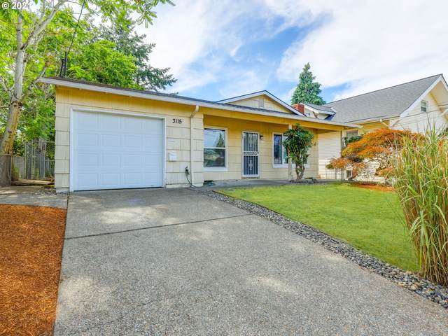 3115 NE 74TH Ave, Portland, OR 97213 (MLS #21647855) :: Next Home Realty Connection