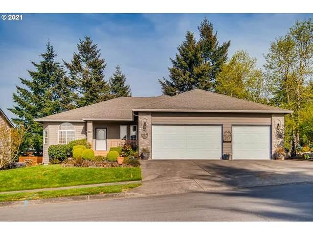606 NW Klickitat St, Camas, WA 98607 (MLS #21647871) :: Duncan Real Estate Group