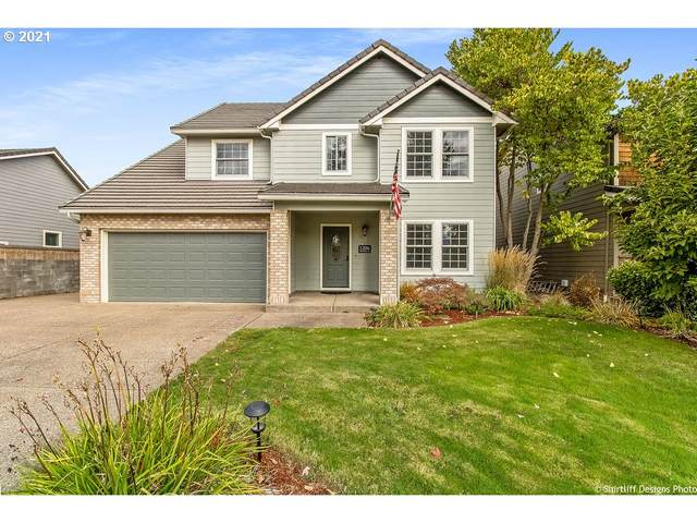 1206 Greenbriar Dr, Creswell, OR 97426 (MLS #21648110) :: Song Real Estate