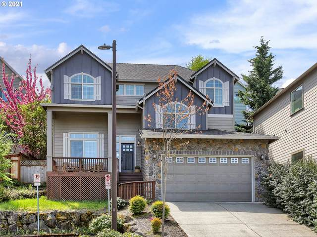 17538 SW Kimmel Ct, Beaverton, OR 97007 (MLS #21648424) :: Next Home Realty Connection