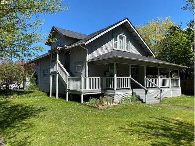 1081 Van Buren St, Eugene, OR 97402 (MLS #21648427) :: Premiere Property Group LLC
