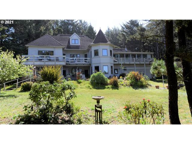 32102 N Chantrelle Ln N, Gold Beach, OR 97444 (MLS #21648978) :: Beach Loop Realty