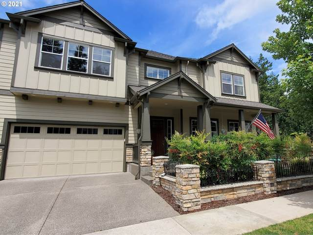 29627 SW Naples Dr, Wilsonville, OR 97070 (MLS #21649228) :: Fox Real Estate Group