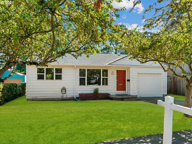 6216 NE 17TH Ave, Portland, OR 97211 (MLS #21649376) :: Real Estate by Wesley