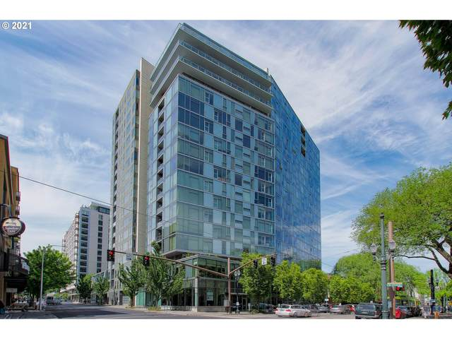 1221 SW 10TH Ave #205, Portland, OR 97205 (MLS #21649504) :: Duncan Real Estate Group