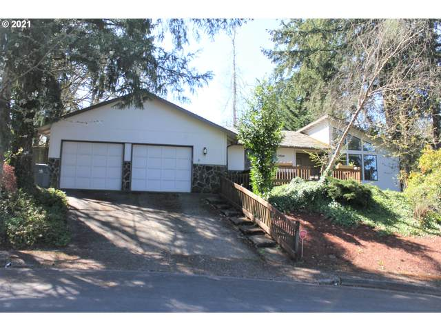 475 Cascade Dr, Springfield, OR 97478 (MLS #21649772) :: The Haas Real Estate Team