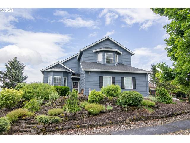 1584 SW Chapman Ct, Troutdale, OR 97060 (MLS #21649791) :: Real Tour Property Group