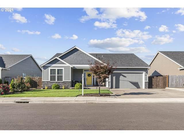 671 SE Appaloosa St, Sublimity, OR 97385 (MLS #21650125) :: Holdhusen Real Estate Group